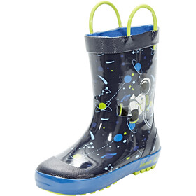 Kamik Orbit Rubber Boots Children blue